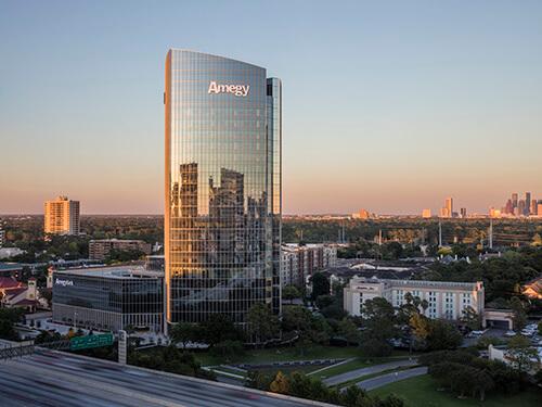 Amegy Tower