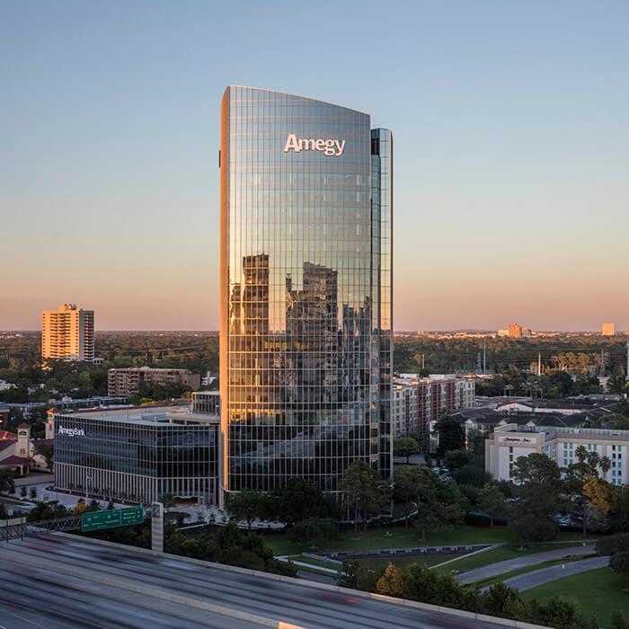 Amegy Tower Houston, TX